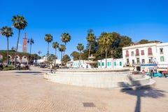 唐基尔在摩洛哥 免版税库存照片