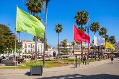 唐基尔在摩洛哥 免版税库存图片