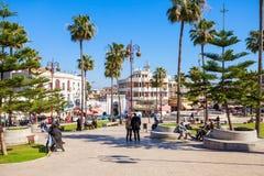 唐基尔在摩洛哥 免版税图库摄影