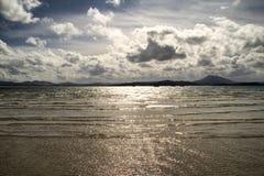 唐宁, Co Donegal,爱尔兰 免版税图库摄影