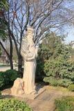 唐朝的中国人著名作家韩Yu 库存照片