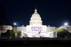 唐纳德・川普的总统就职典礼 免版税库存图片