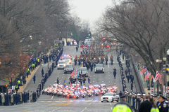 唐纳德・川普的总统就职典礼 图库摄影