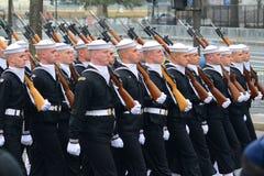 唐纳德・川普的总统就职典礼 免版税库存照片