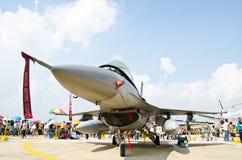 唐Muang Airshow 2013年 库存图片
