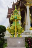 唐Mueang寺庙 库存照片