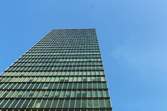 唯一企业大厦 免版税库存照片