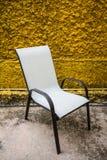 唯一椅子 库存图片