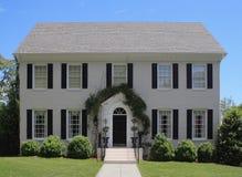 唯一消耗大的房子 免版税库存图片