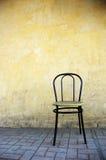 唯一的椅子 库存照片