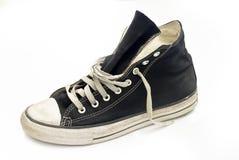 唯一的鞋子 库存图片