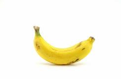 唯一香蕉 免版税图库摄影