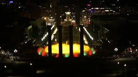 唱歌喷泉,巴塞罗那 股票录像