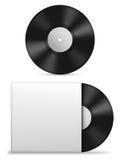 唱片。 库存图片
