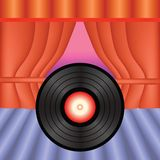 唱片 免版税图库摄影