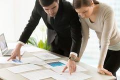 商业住宅室内设计服务,设计师合作 免版税库存照片