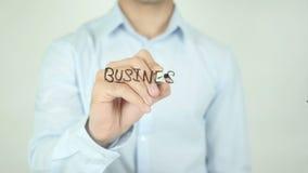 商业决策,写在透明屏幕 影视素材
