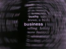 商业函件 免版税图库摄影