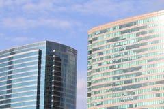 商业大厦 免版税库存照片