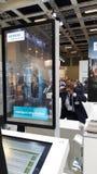商业展览, Innotrans在柏林,德国 免版税库存照片