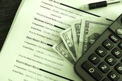 商业投资 免版税库存图片