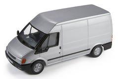 商业模型有篷货车 免版税库存图片