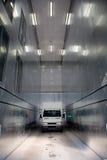 商业电梯通信工具 免版税库存图片