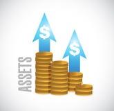 商业资产例证设计 向量例证