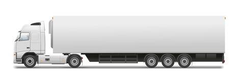 商业运输 免版税图库摄影