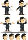 商人或办公室行政定制的Masco 库存图片