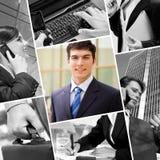 商人技术 免版税库存图片
