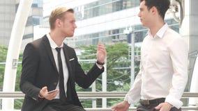 商人,企业概念 股票视频