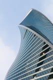 商务中心国际莫斯科 库存图片