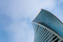 商务中心国际莫斯科 库存照片