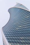 商务中心国际莫斯科 免版税库存照片