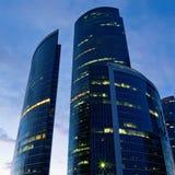 商务中心城市国际 库存图片