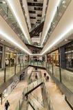 商场墨尔本购物中心在墨尔本,澳大利亚 图库摄影