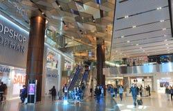 商场百货大楼墨尔本澳大利亚 库存照片