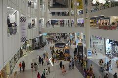 商场购物中心,拉合尔,巴基斯坦 免版税库存照片
