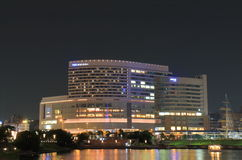 商城横滨日本 库存照片