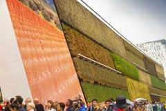 商展2015年米兰-意大利 免版税库存照片