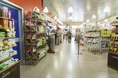 商店内部 免版税库存图片