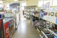 商店内部 免版税图库摄影