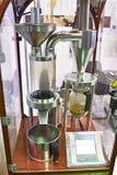 商店咖啡烘烤器 图库摄影