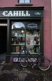 商店在Bunratty村庄和伙计公园 免版税库存图片