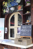 商店窗口 免版税图库摄影