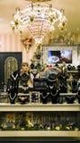 商店米哈拉Negrin内部在尼斯 库存照片