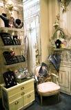 商店米哈拉Negrin内部在尼斯 免版税库存照片