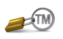 商标标志 免版税库存图片