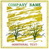 商标,例证 免版税库存图片
